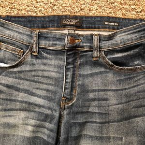 Judy Blues Boyfriend distressed Jeans